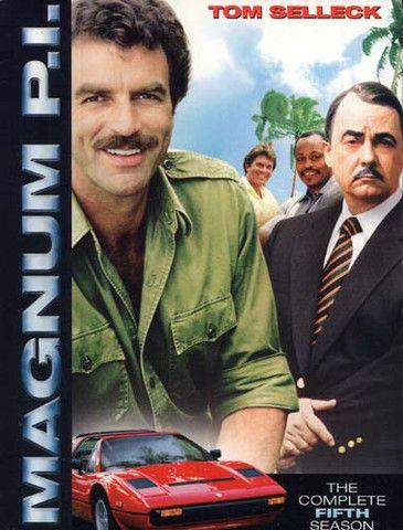 Magnum P.I. The Complete Fifth Season (Boxset) DVD Movie