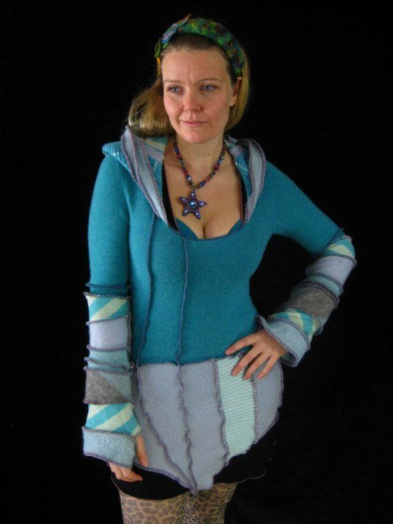 MEDIUM PIXIE COLLECTION Cashmere Ice Princess by katwise