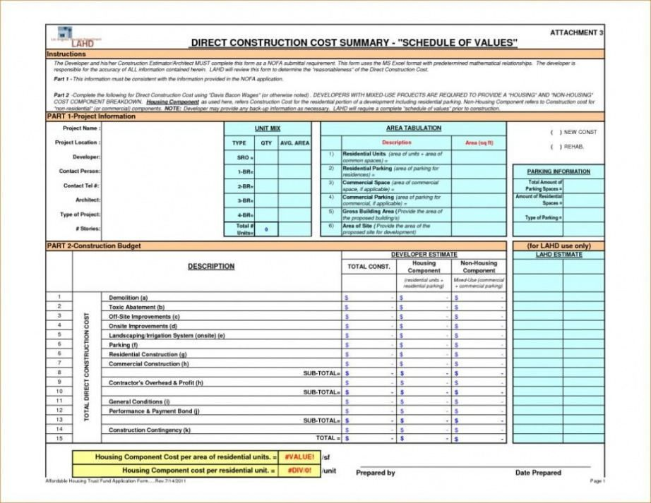 Free Construction Estimating Spreadsheet Template Xls Home Cost Irrigation Estimate Template Estimate Template Excel Budget Template Residential Construction