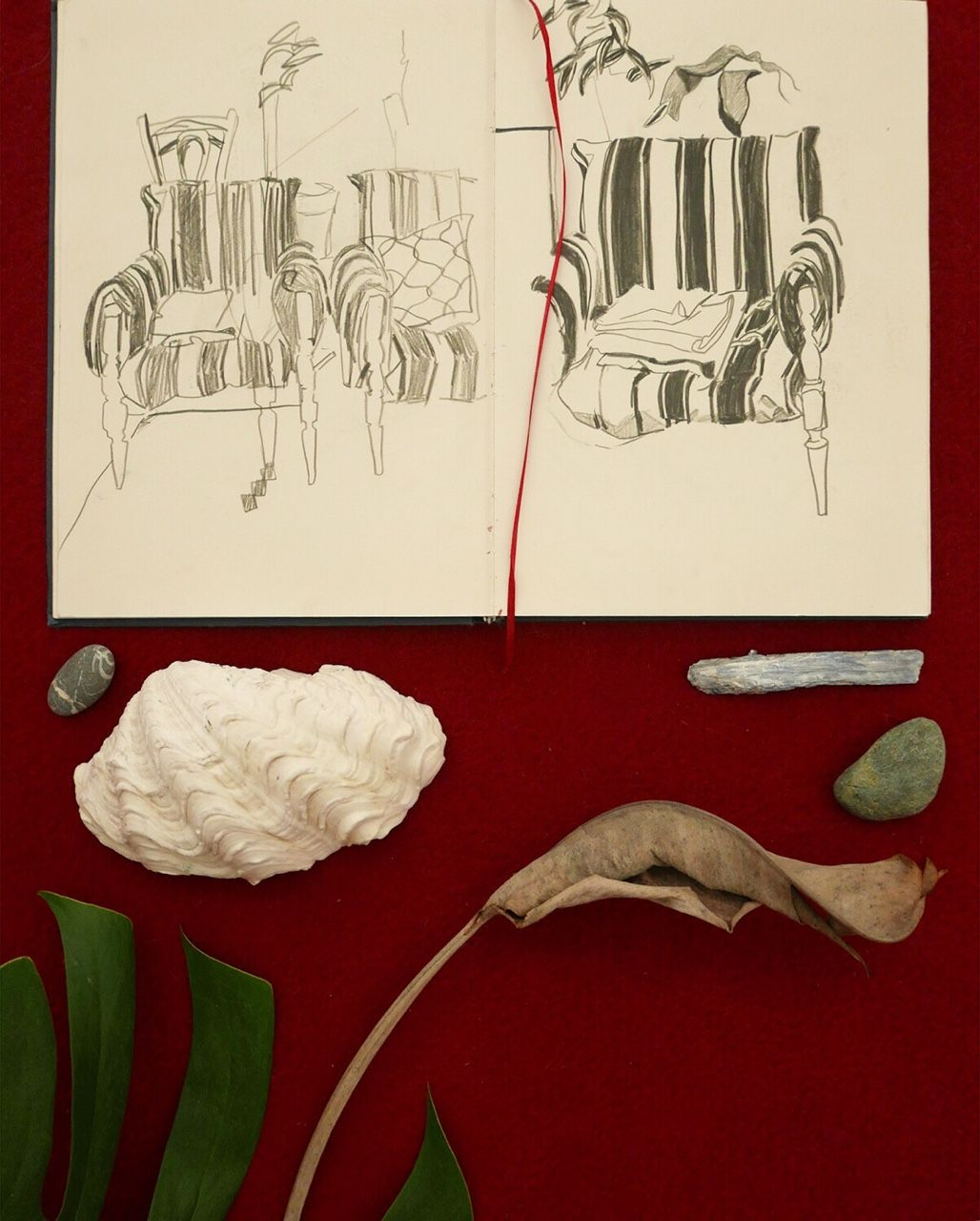 "lanemarinho: "" sketchbook . """