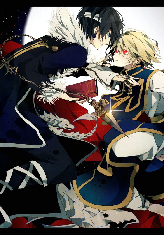 Chrollo And Kurapika Hunter X Hunter Hunter X Hunter Anime Hunter
