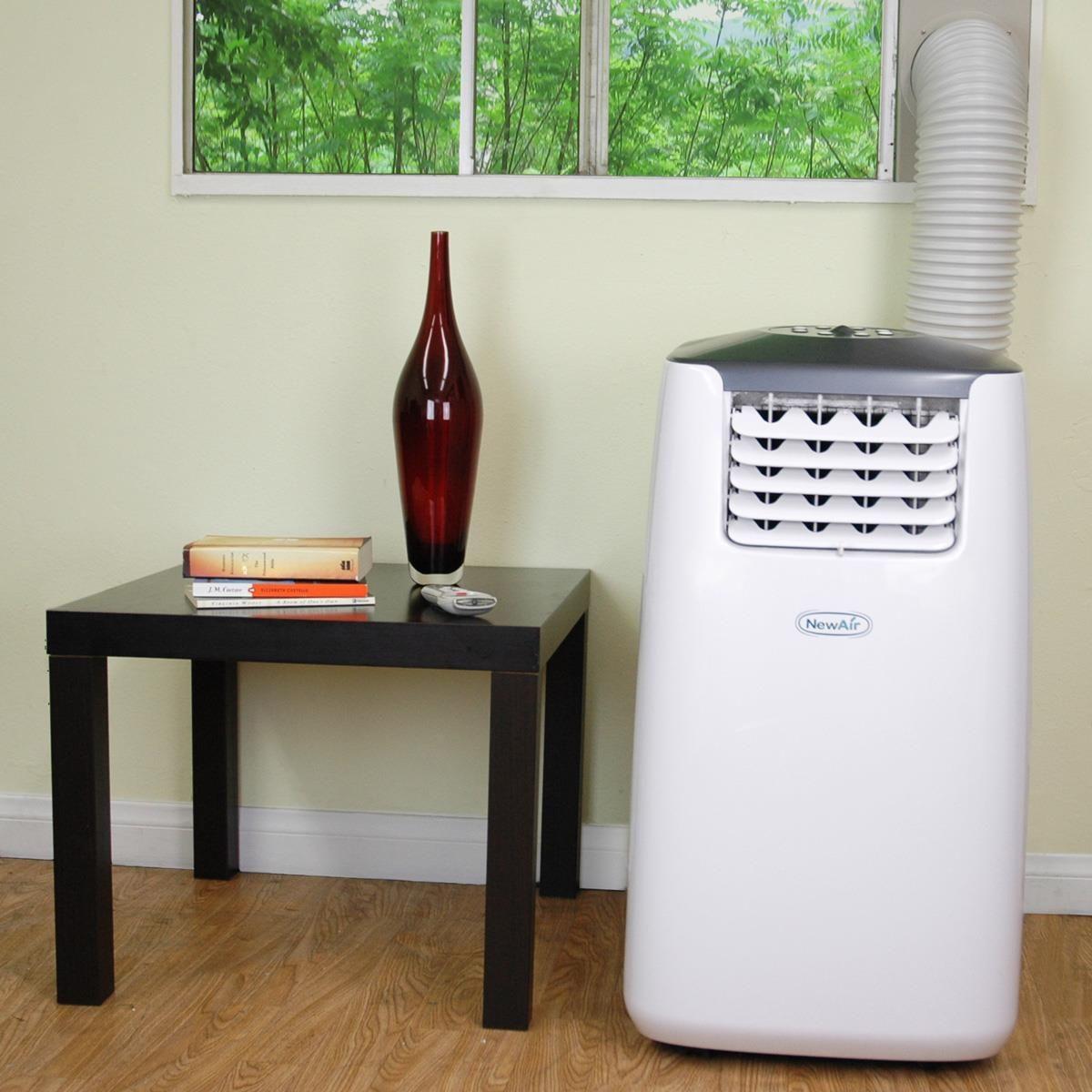 Newair Ac 14100e 14 000 Btu Portable Air Conditioner Portable Air Conditioner Portable Air Conditioners Window Air Conditioner #portable #air #conditioner #for #living #room