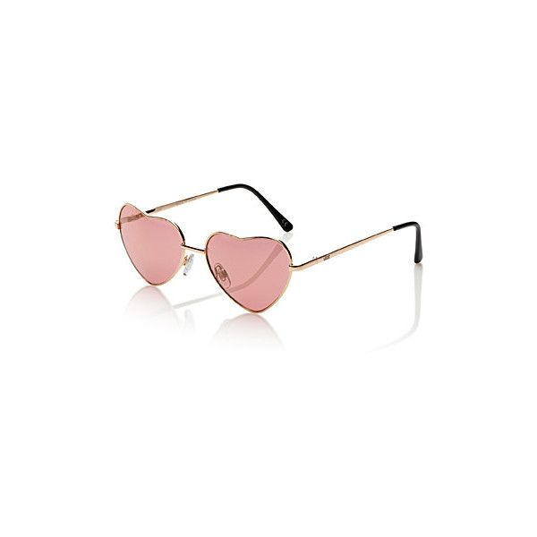 b474dfa0e379 Vans Heartbreaker sunglasses ( 13) ❤ liked on Polyvore featuring accessories
