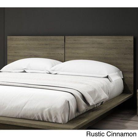 Stellar Home Furniture Queen Headboard (Dark Espresso), Brown, Size Full