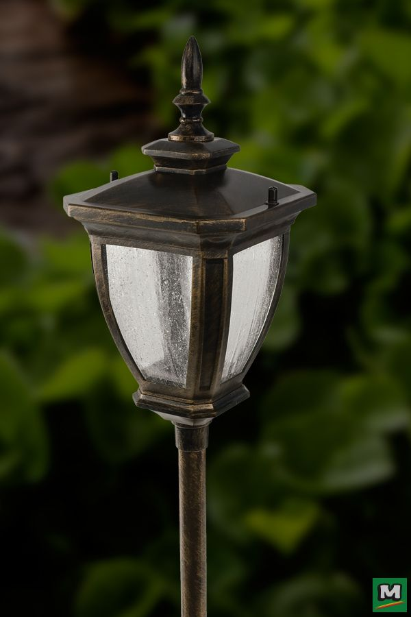 Patriot Lighting Marquis Low Voltage Path Light With Rubbed