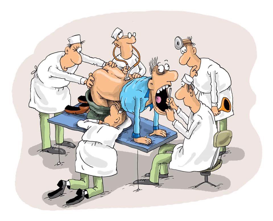 Прикольные картинки с врачами