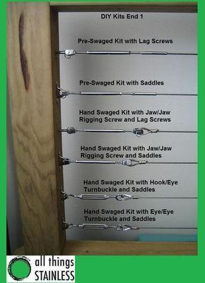 Best Stainless Steel Wire Diy Balustrade Kits Wire 400 x 300