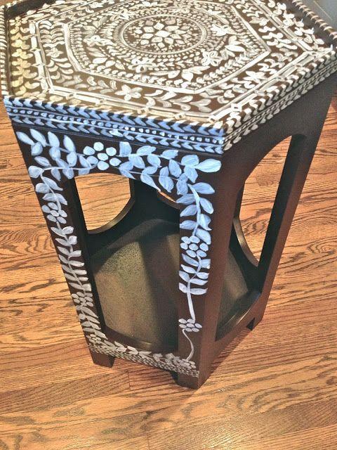 Rosa Beltran Design Blog Diy Bone Mother Of Pearl Inlay