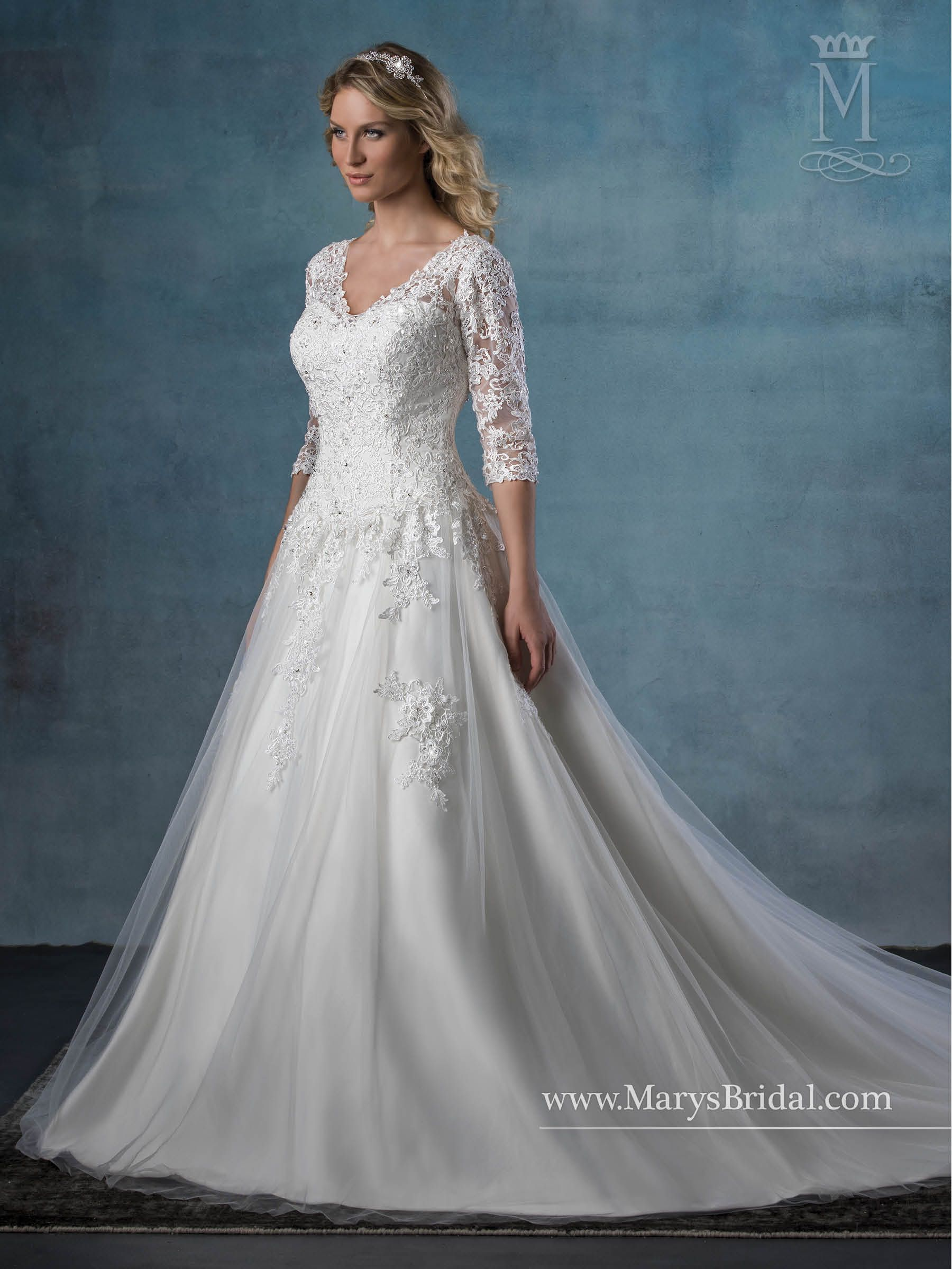 Collection Bridal Gowns Fairy Tale Princess STYLE S17