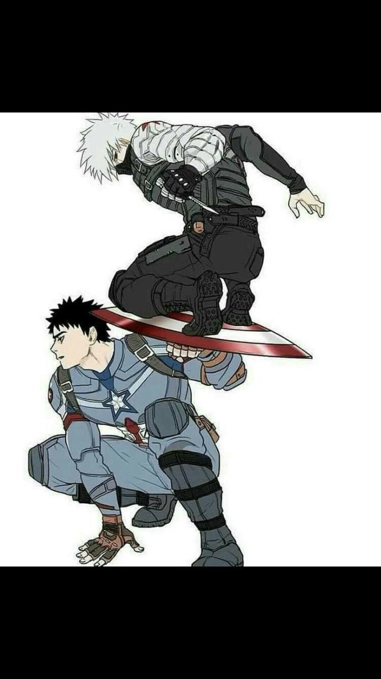 Pin af Mille Vinter på Naruto