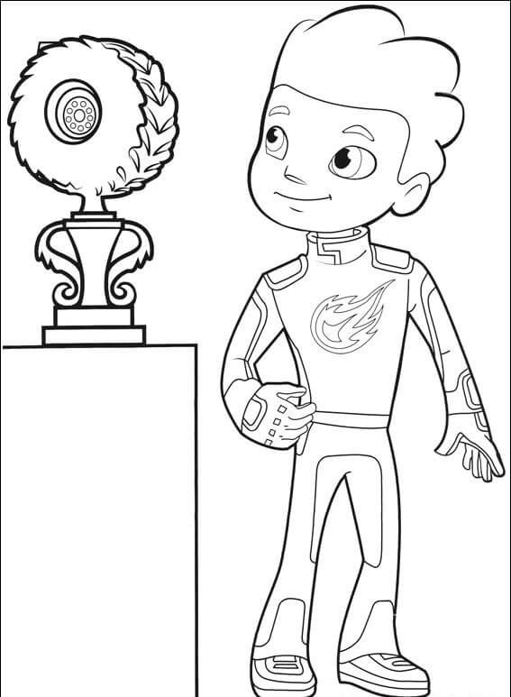 Blaze And The Monster Machines Coloring Pages Youtube Tips