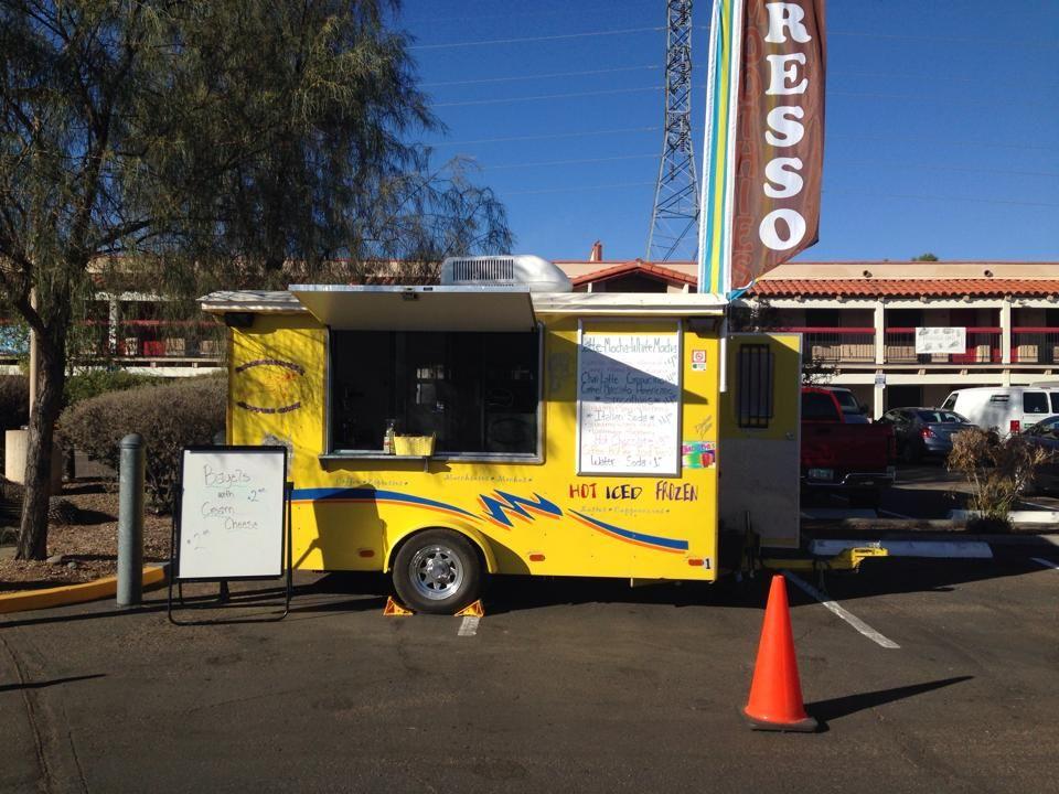 Roadrunner Coffee Cart #GreenValley #Arizona #FoodTruck