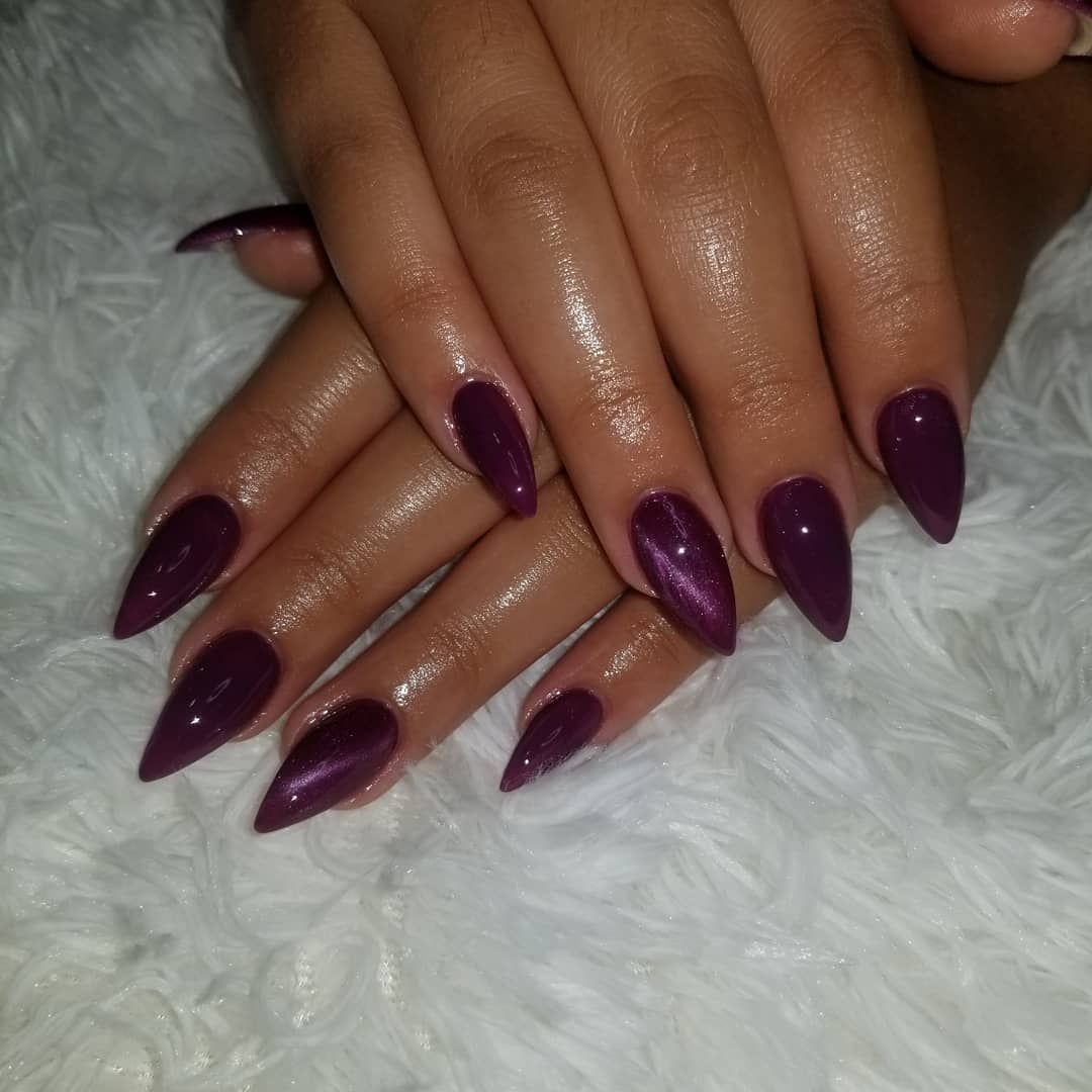 UV-Gel-Set mit Oktober & November – UV-Gel-Nixe-Gelpinsel – Gelpoliermittel ….   – Coffin nails designs