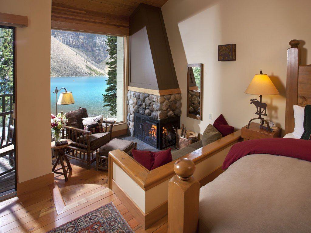 Moraine Lake Lodge Banff Alberta Canada Resort Review