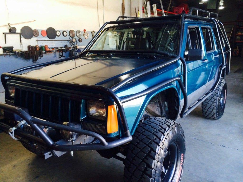 1996 Jeep Cherokee xj Jeep cherokee xj, Jeep cherokee, Jeep