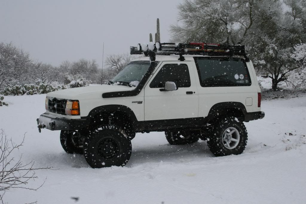 Mounting a roof rack bronco ii project pinterest roof rack mounting a roof rack sciox Image collections