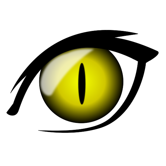 Image Result For Cat Eye Cartoon Anime Cat Anime Eyes Cartoon