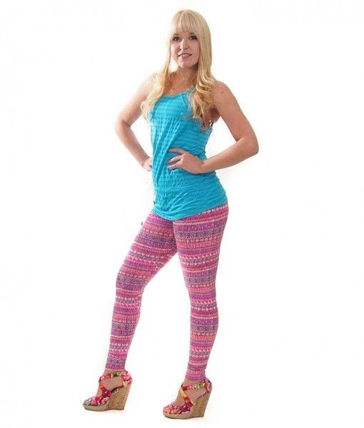 Camboriu My Pink Colors leggings