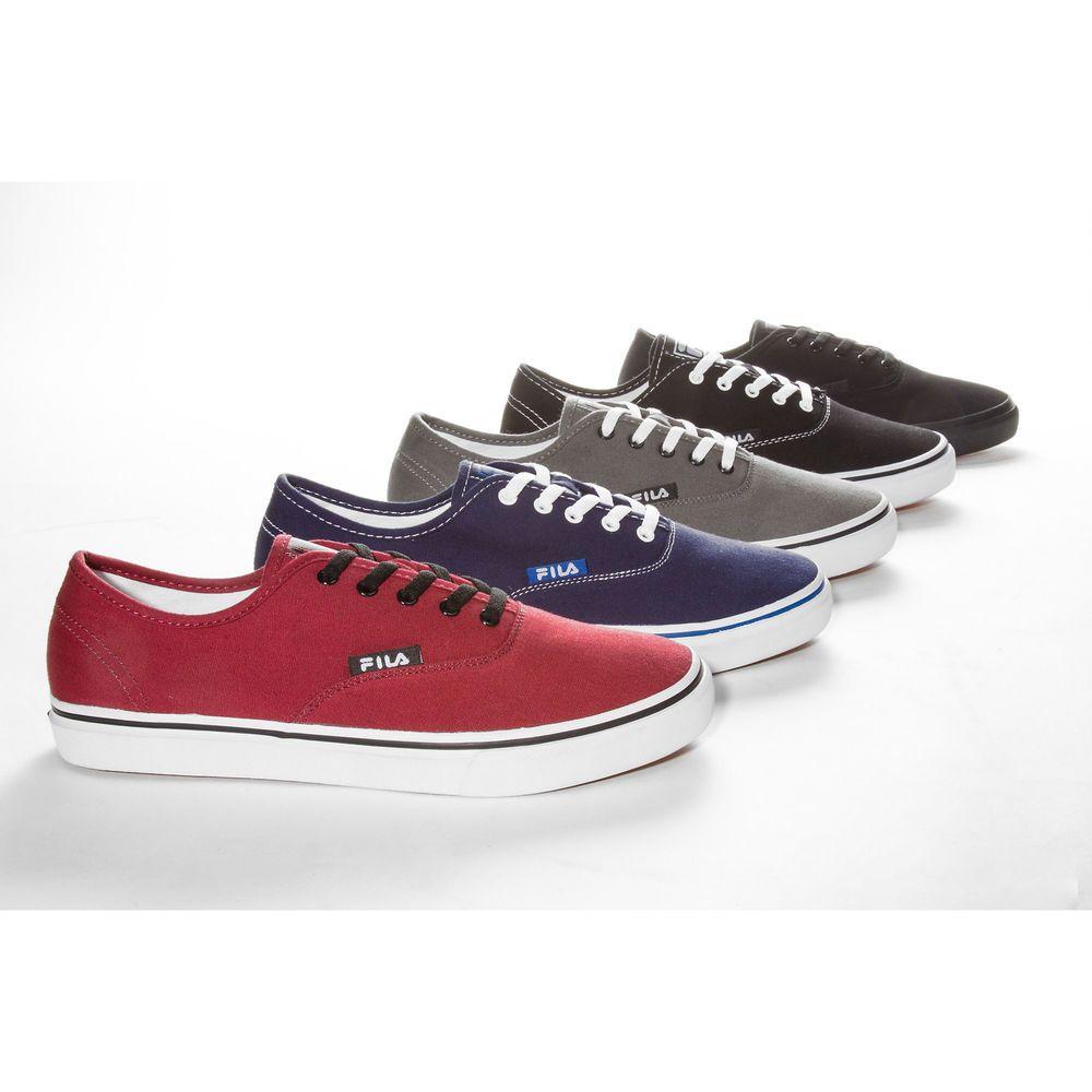 FILA Men's Classic Canvas Shoes