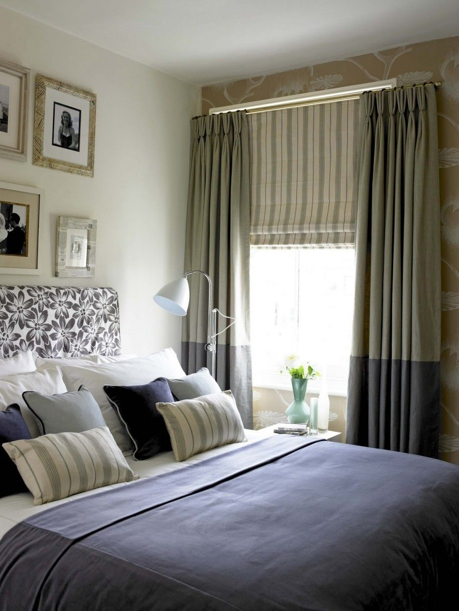 10 Latest Master Bedroom Curtain Ideas For Your Room | Bedroom for ...