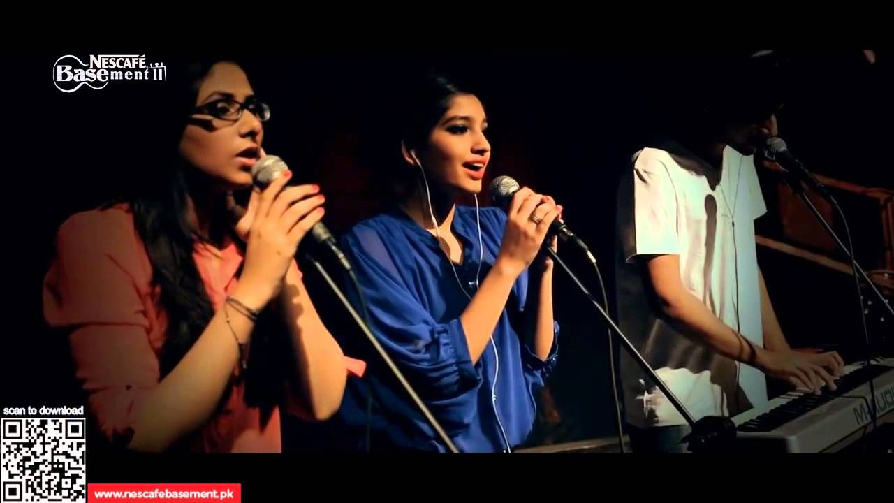 Tere Ishq Mein Jo Bhi nescafe basement ii 2 720p official Video