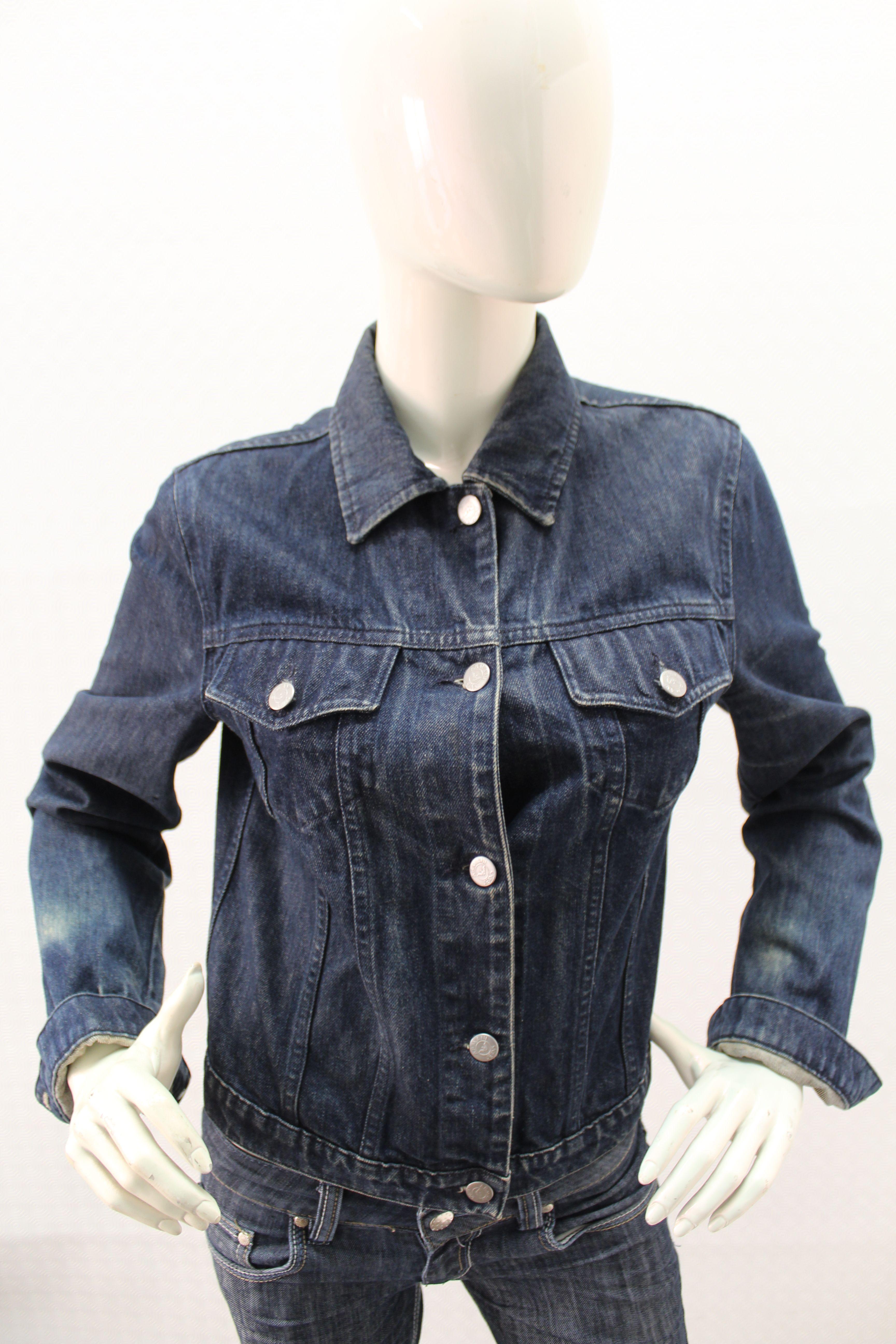 low priced cbc26 ef044 Dettagli su Giubbino ARMANI JEANS Donna Giacca Jacket Woman ...