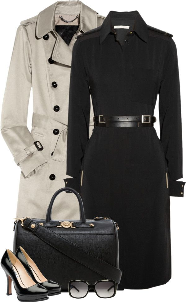 """""""Shirt Dress (I)"""" by partywithgatsby ❤ liked on Polyvore"""