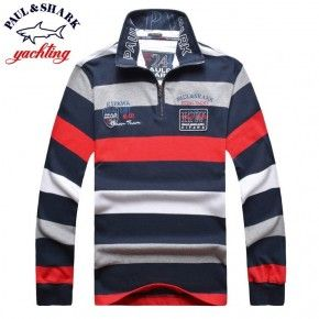 Discount Paul shark yatching polo shirts outlet