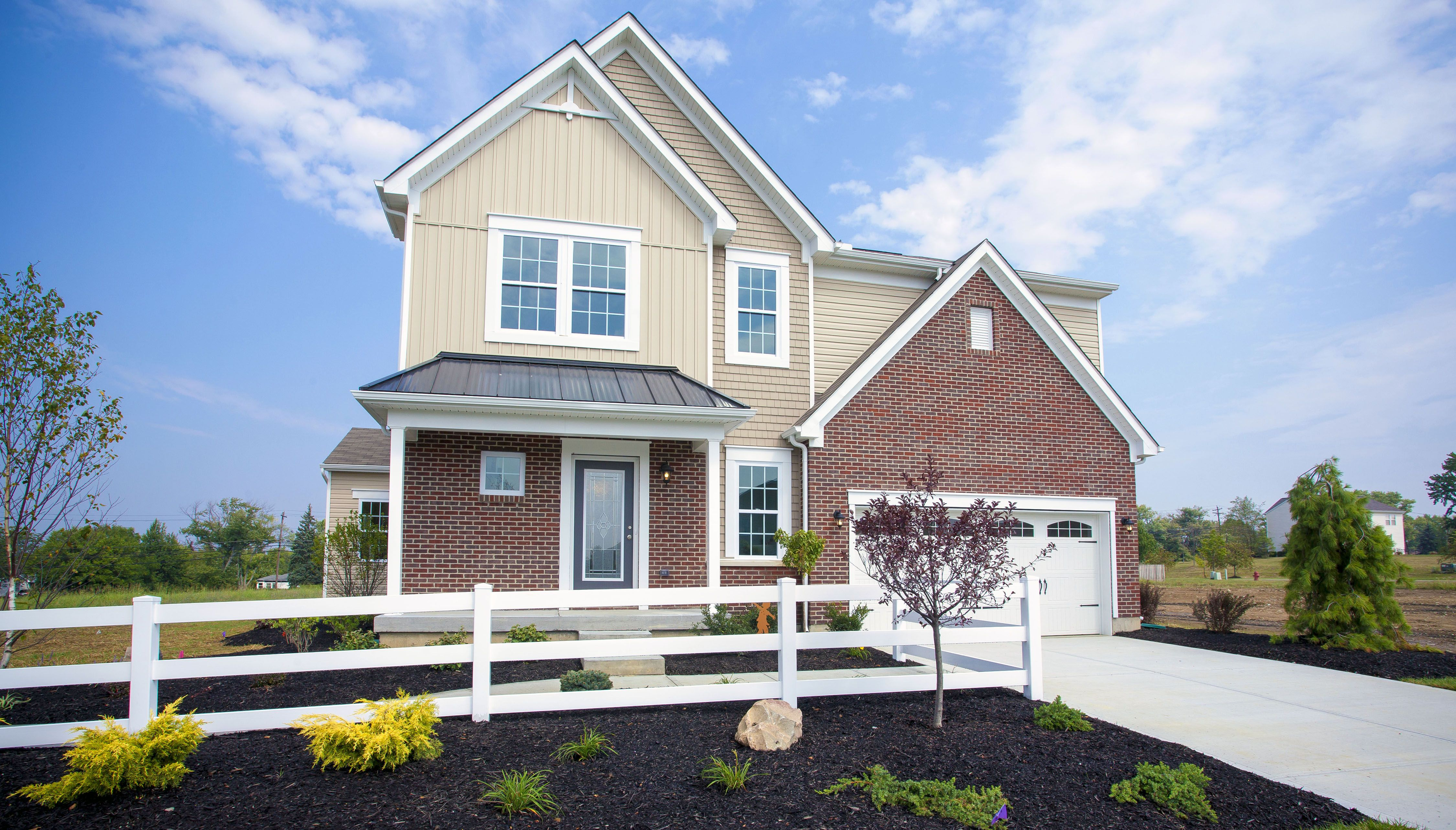 to the Curtis Farms Community! New homes, House