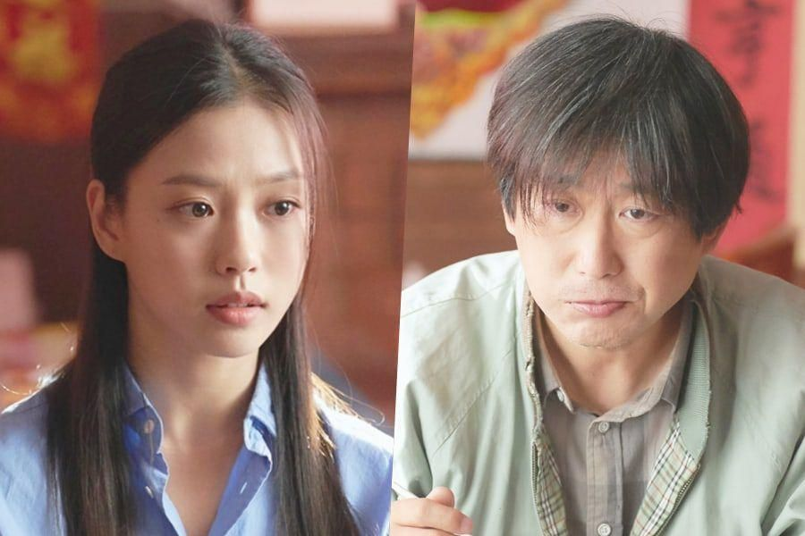"""Go Min Si Feels Conflicted As She Reunites With Her Father Kim Won Hae In """"Youth Of May"""""""