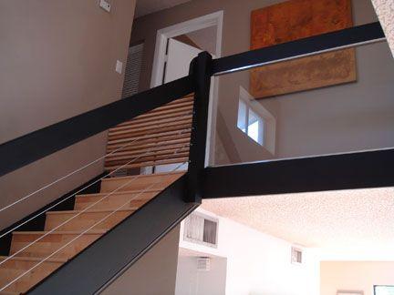 Gl Railing Stairs