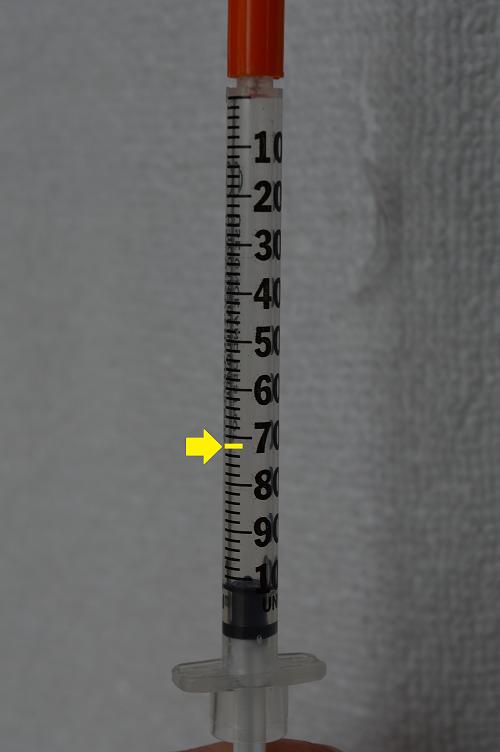 How To Read A Syringe Nurse Skills Syringe Skills To Learn