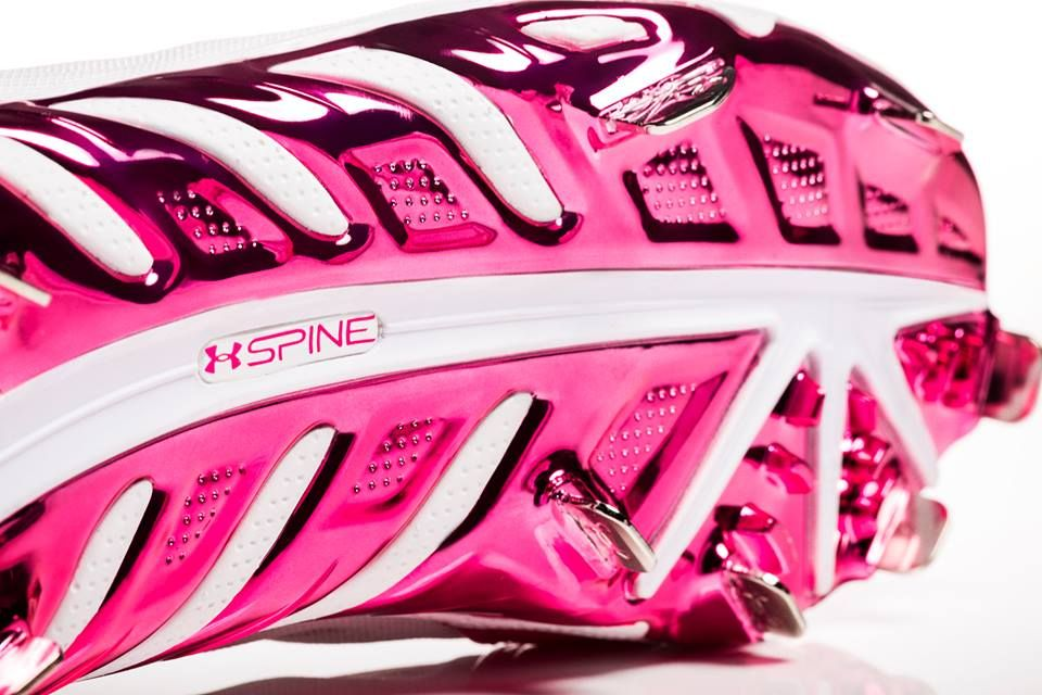 6b6c9a01b216 Pink Under Armour Baseball cleats for Mother's Day | KicksOnFire.com ...