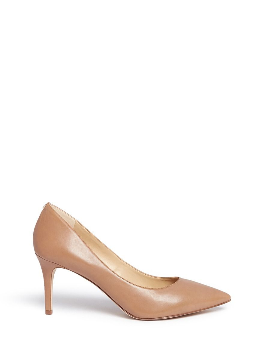 4a7136226b SAM EDELMAN 'Tristan' Leather Pumps. #samedelman #shoes #pumps | Sam ...