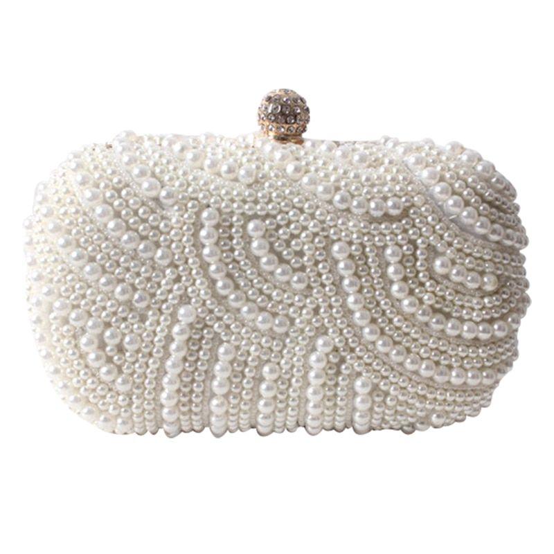 9465ebb7e Barato Sacos de noite Nupcial Do Casamento Das Senhoras Bolsa Das Mulheres  Saco de Embreagem Bolsa
