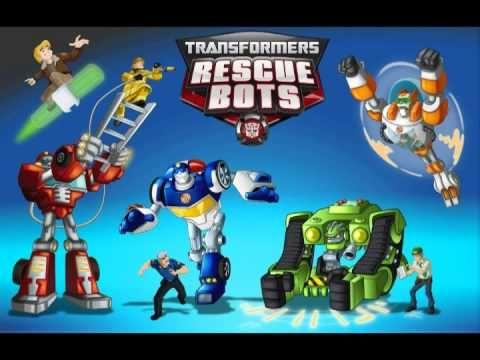 Rescue Bots Theme Song Robert Muhlbock Extended Remix Youtube