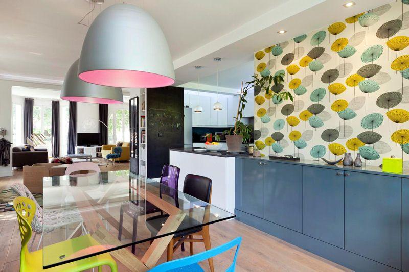 look dépareillé dans la salle à manger dreamm house!! Pinterest