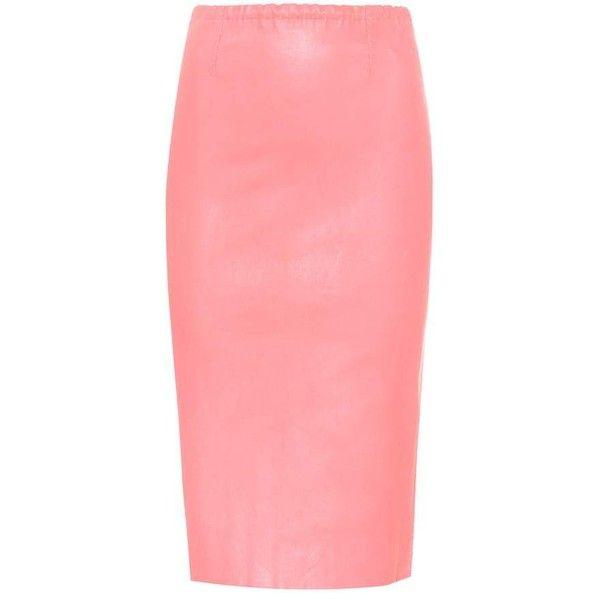 Gilda leather pencil skirt Stouls With Paypal Low Price Cheap Sale Wide Range Of Hjq3Qr