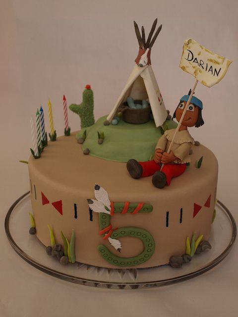 Yakari Indian Cake Torten Pinterest Kuchen Geburtstagskuchen