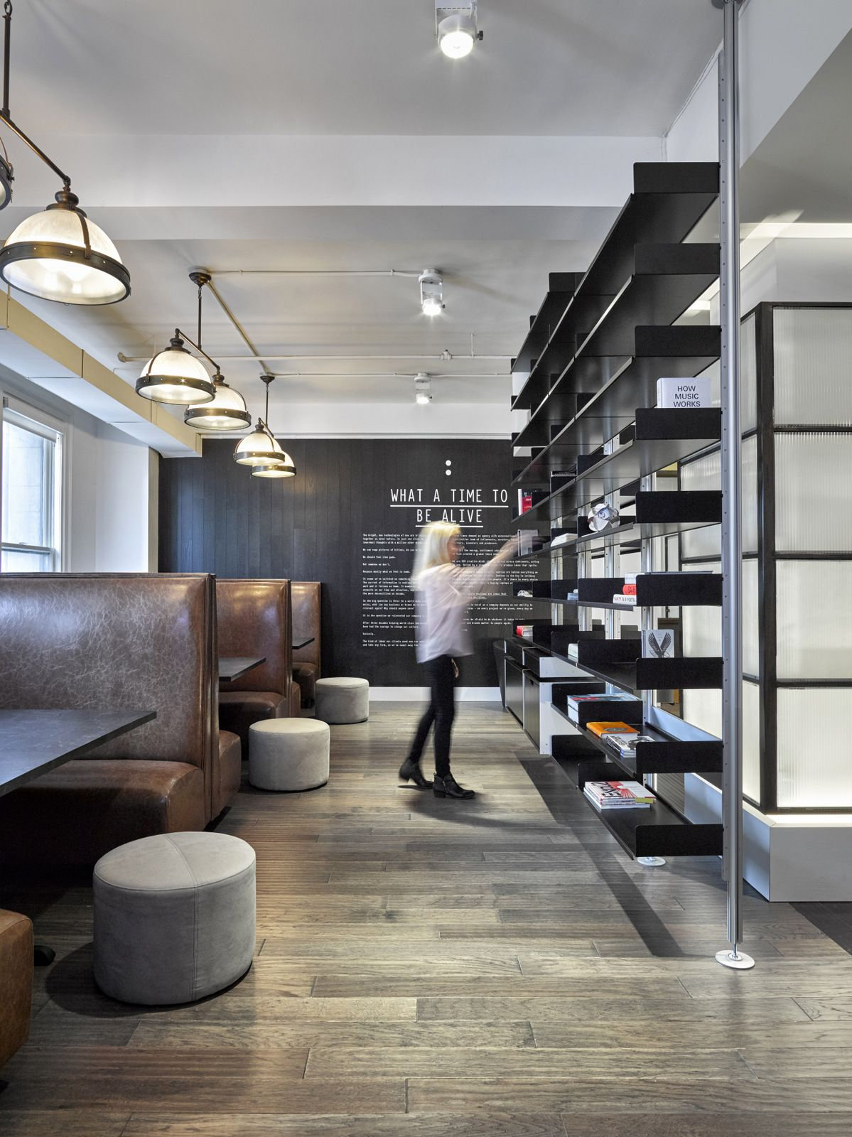 offices of marketing agency Gyro located in New York City | City Lighting Products | //.facebook.com/CityLightingProducts/ & Office Tour: Gyro Offices u2013 New York City | Pinterest | City Office ...