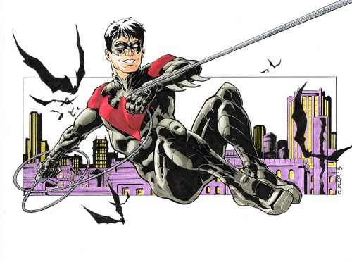 Nightwing (New 52) by David Cutler