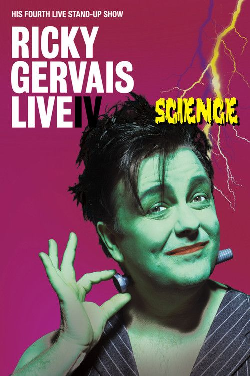 Ricky Gervais Science