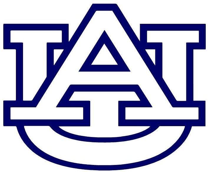 Auburn University Corn Hole Baggo Bag Toss Decal 2 Logo 15 Any