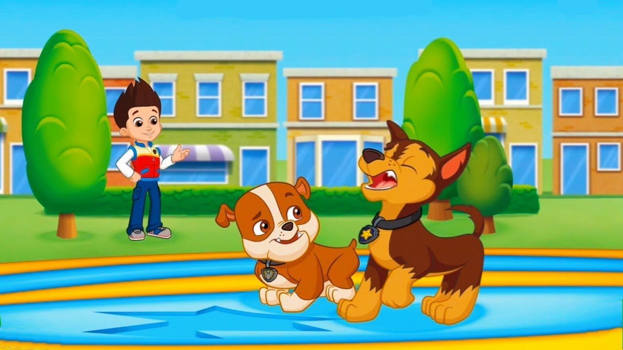PAW Patrol - Pup, Pup, and Away - Nick Jr. Books | Gameplay for kids ...