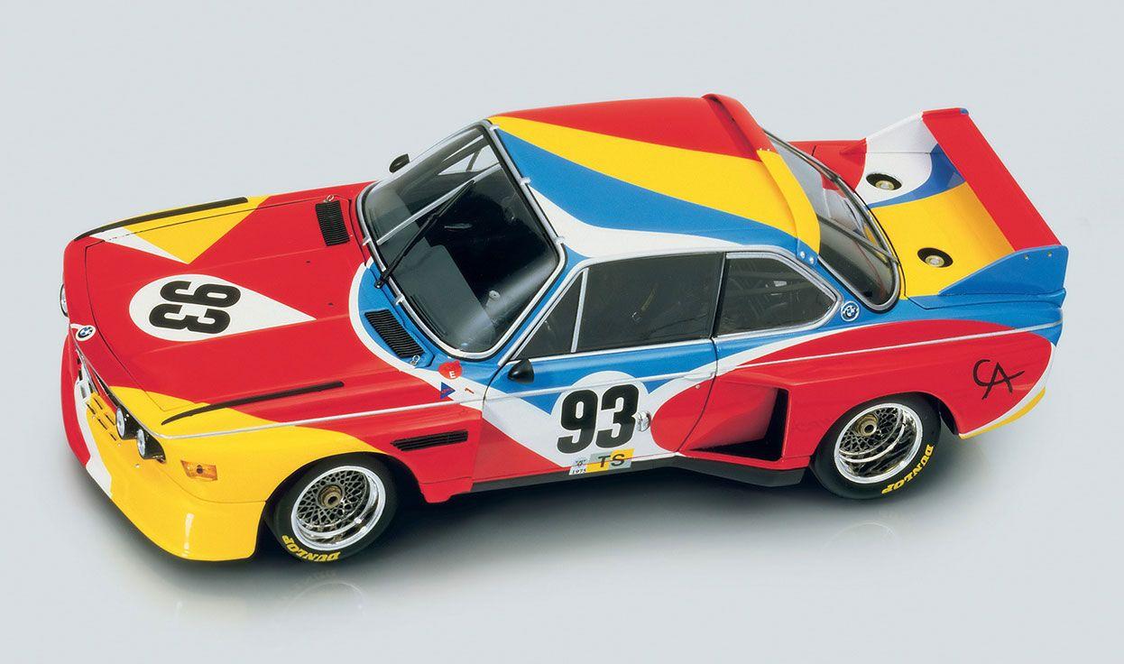 bmw alexander calder art car google search
