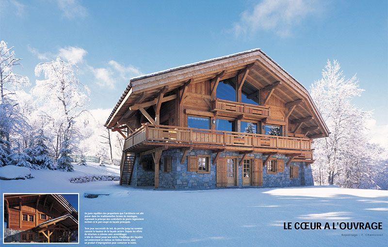 wwwmaisons-et-bois archive-maisons-bois-magazine-40html - maison en bois et en pierre