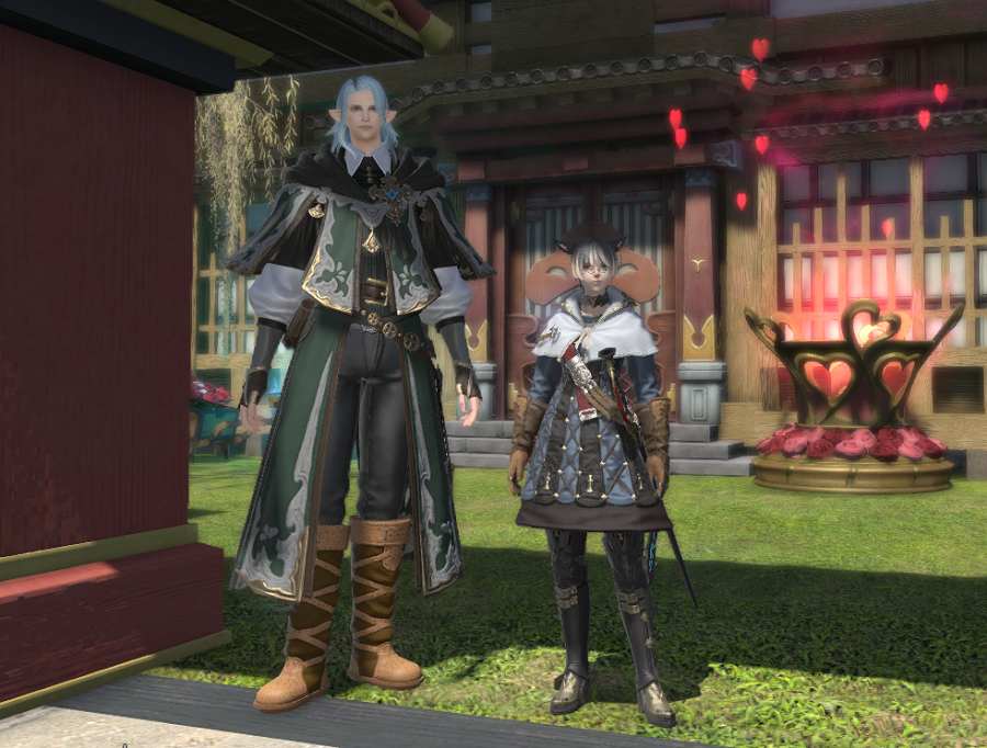 retainer and i ffxiv
