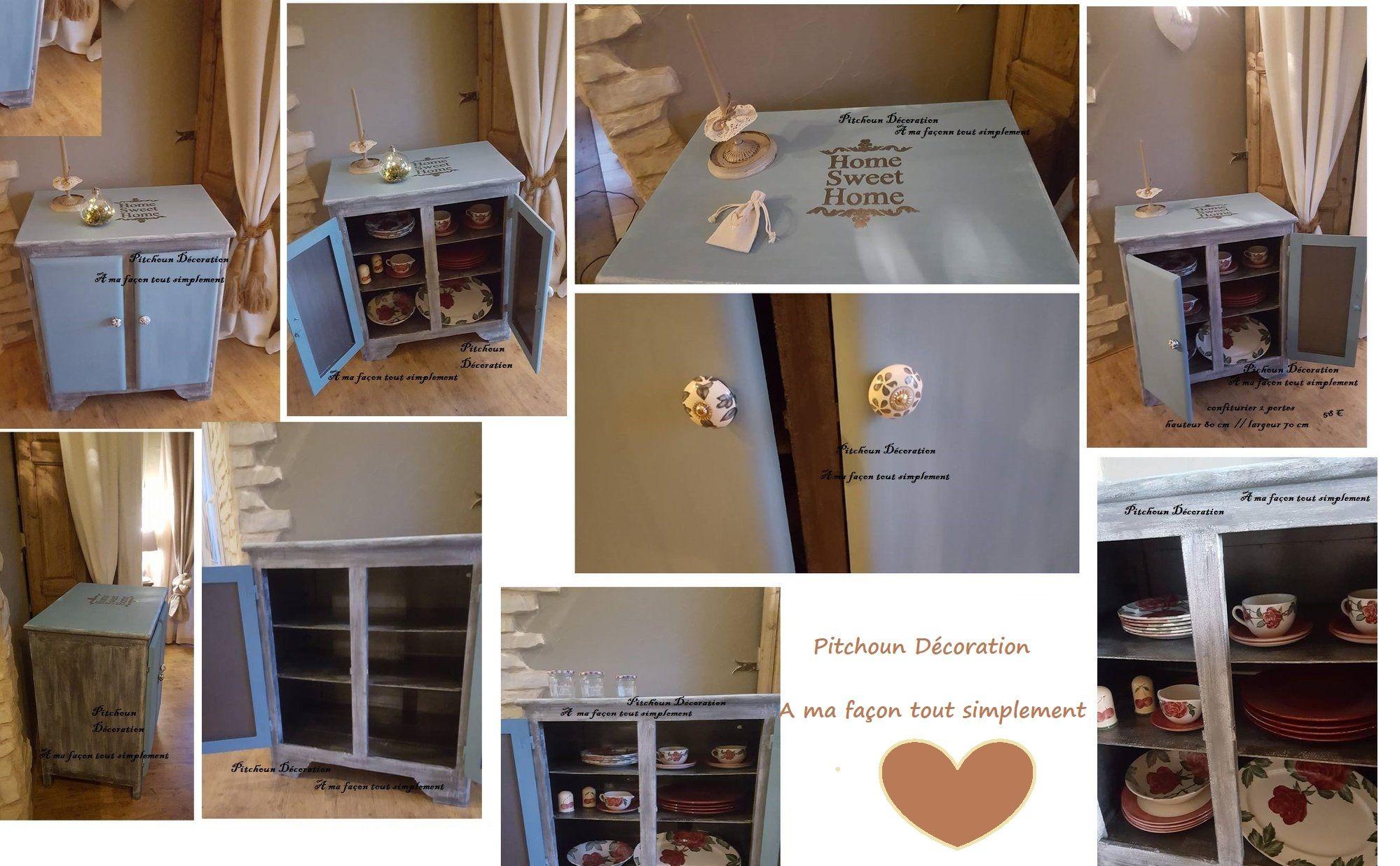 Pitchoun Decoration Relooker Meuble Decoration Meuble