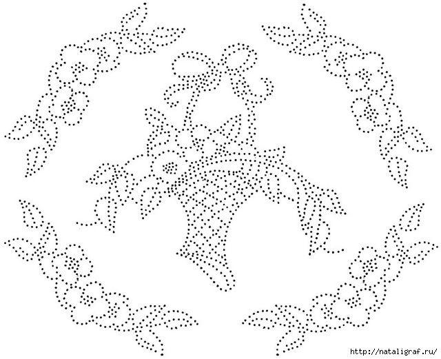 Образцы и узоры для вышивки. Обсуждение на LiveInternet - Российский Сервис Онлайн-Дневников