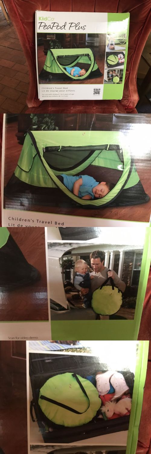 Play Shades And Tents 117033 Kidco Peapod Plus Infant Travel Bed